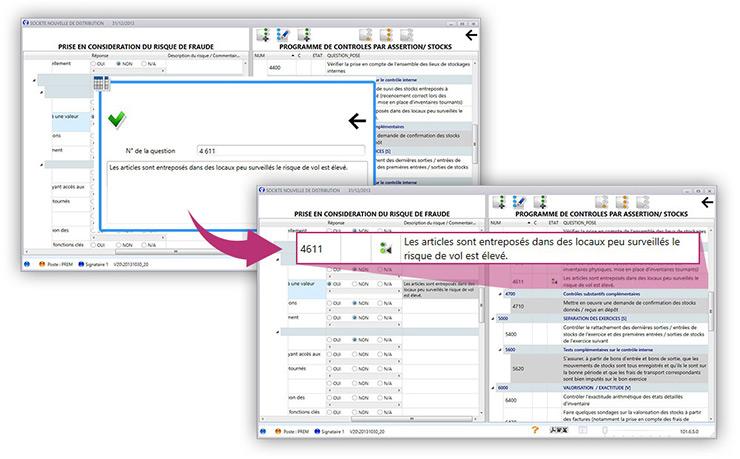 auditsoft premier le nouveau logiciel d audit ultra puissant avec la qualit 233 francis lefebvre