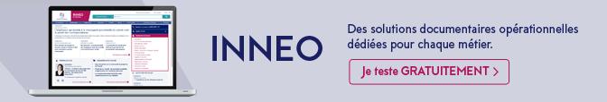 INNEO - Documentation juridique nouvelle génération - Test gratuit