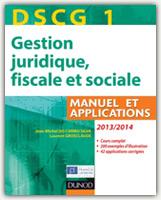 DSCG 1 Manuel